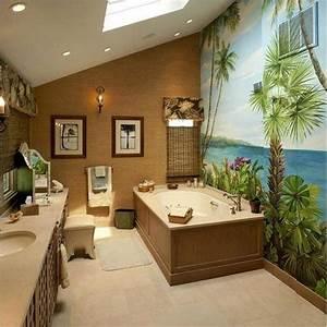 Interior design 2017: Ombre bathroom
