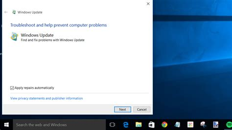how to fix windows update in windows 10 if it becomes