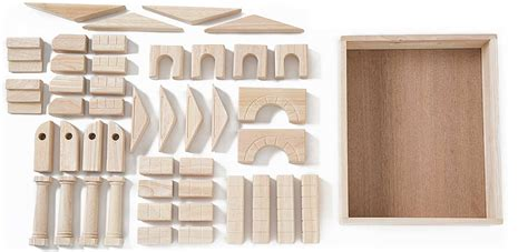 Architectural Unit Blocks  The Wooden Toy