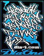 from dla 1 graffit...