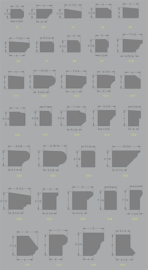 Window Sill Profiles by Castler Profiles