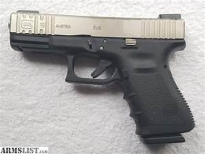 ARMSLIST - For Sale: Custom Robar Glock 19, holster