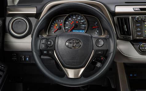 toyota steering wheel 2013 toyota rav4 xle steering wheel photo 4