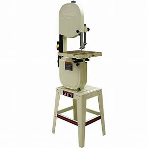 Jet 14'' Bandsaw with Open Stand JWBS-14OS Rockler