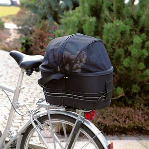 Fahrradkorb Hund Hinten : trixie borsa per bicicletta per portapacchi ~ Kayakingforconservation.com Haus und Dekorationen