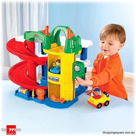 Fisher Price Little People Racin Ramps Garage Online