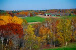 Wisconsin Autumn Landscapes