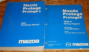 2002 Mazda Protege    Protege5 Shop Service Manual   2002 5 Wiring Diagram Set