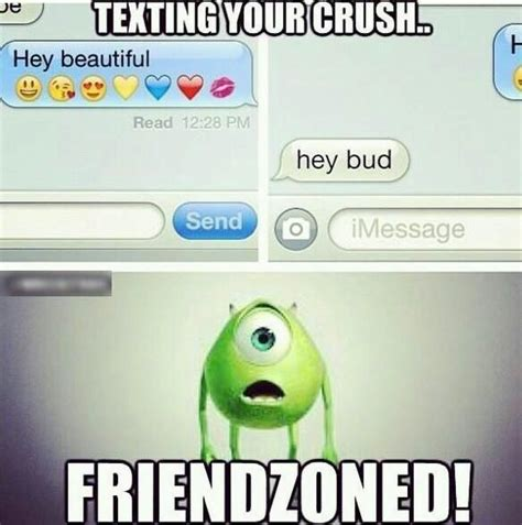 Memes About Texting - texting your crush meme pictures to pin on pinterest