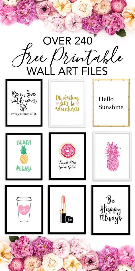 printable wall art print wall decor and poster prints for your home