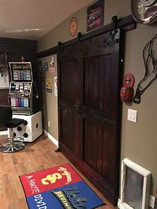 sliding barn door over sliding glass door yelp With custom barn doors near me