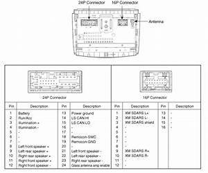 2007 Hyundai Sonata Radio Wiring Diagram Database
