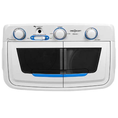 mini machine a laver le linge oneconcept db004 mini machine 224 laver et essoreuse mini lave linge avec fonction essorage