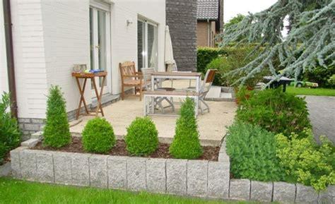 Garten Gestalten Palisaden mit palisaden eine moderne gartengestaltung genie 223 en