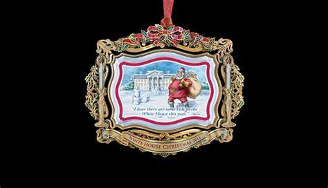 white house christmas ornament 2011 white house