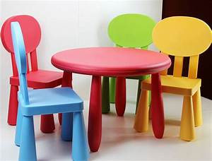 Attractive Design Kids Table And Chair Set