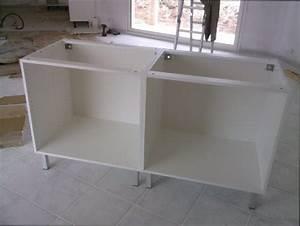 Pied De Biche Brico Depot : meuble cuisine pied caisson cuisine castorama ~ Dailycaller-alerts.com Idées de Décoration