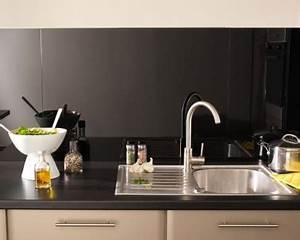 A Quelle Hauteur Mettre Une Hotte : cr dence verre ou inox 13 mod les d co pour la cuisine ~ Dallasstarsshop.com Idées de Décoration