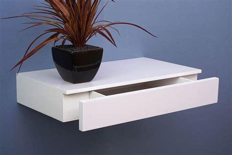 Floating Shelf With Drawer Topshelf