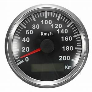 Compteur De Vitesse Gps Pour Voiture : neufu tachym tre 200 km h etanche pour voiture achat vente tachym tre tachym tre 200 km h ~ Nature-et-papiers.com Idées de Décoration