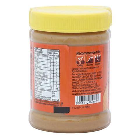 Buy Sundrop Peanut Butter Honey Roast Creamy 200 Gm Bottle ...