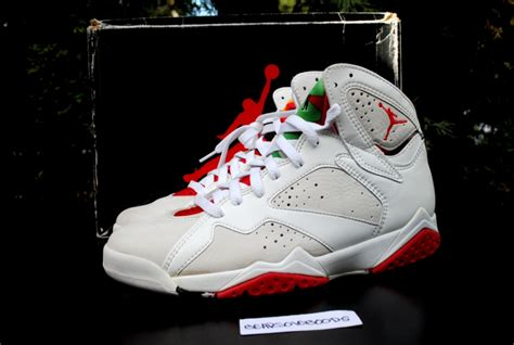 air jordan vii hare og shoes apparel lot  ebay