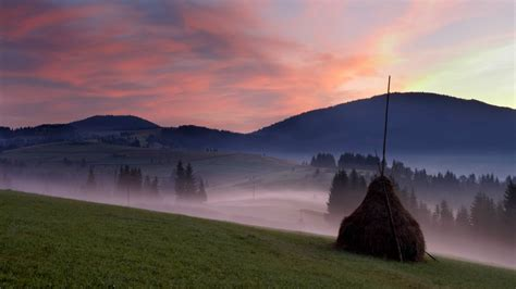 Carpathian Mountains in Ukraine wallpapers and images