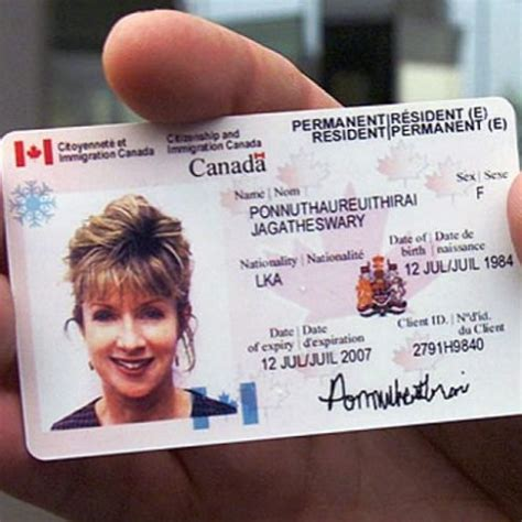 permanent resident form canada pr card renewal canada status poemview co
