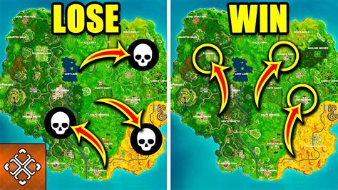 worst    fortnite locations  land