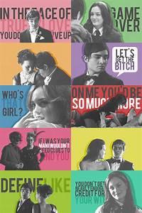 chuck & blair quotes » season one - Blair & Chuck Fan Art ...