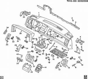 Instrument Panel  U0026 Related Parts Part 2