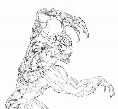 Carnage Coloring Pages Marvel Ultimate Alliance Printable