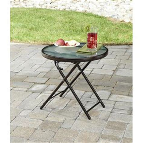 kmart smith patio table smith cora side table outdoor living