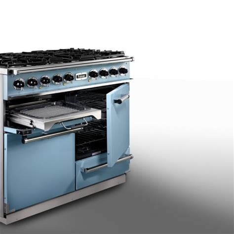 falcon range cooker falcon range cookers 1092 deluxe ct dual fuel range cooker fct1092dfca nm china blue with