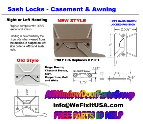 casement parts biltbest window parts