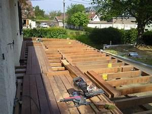 Prix Terrasse Bois : devis terrasse sur pilotis mon 28 images prix d une ~ Edinachiropracticcenter.com Idées de Décoration