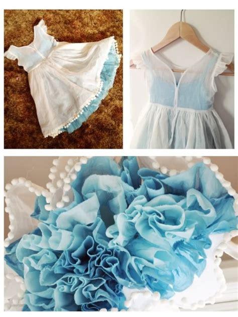 diy decorate girls dresses flower dresses party dresses