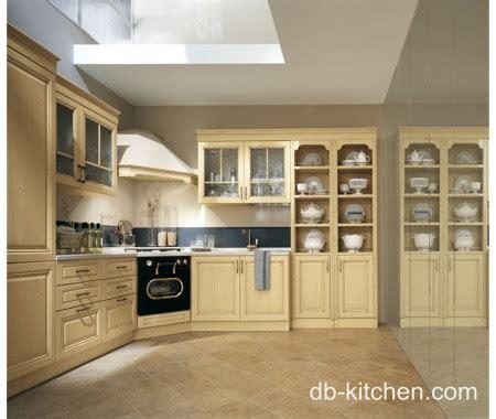 white pvc elegant kitchen cabinet classic design