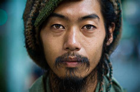 danny santos portraits  strangers portrait editorial