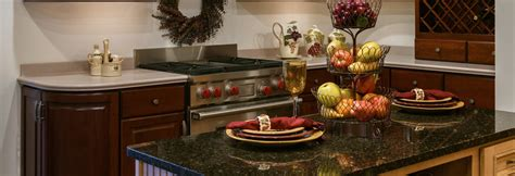 Ideas To Decorate Kitchen Countertops - kitchen countertop decoration ideas swartz kitchens