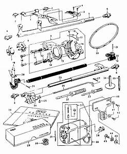 Kenmore Model 14811040 Mechanical Sewing Machines Genuine