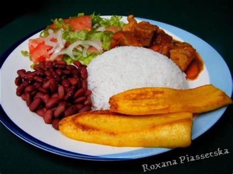 cuisiner les bananes plantain cuisine cuisiner latine costaricienne viande plats