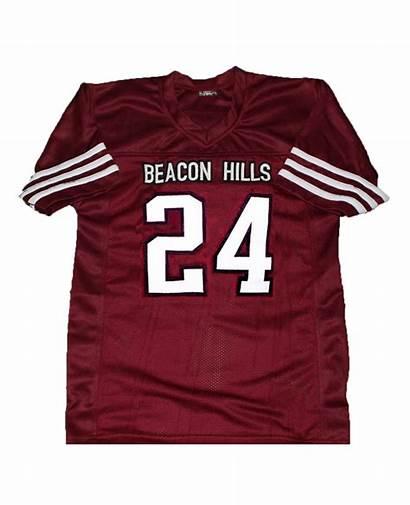 Stiles Stilinski Lacrosse Hills Beacon Jersey
