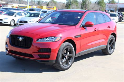 All trims also get a number of new standard safety features, including a reversing camera, front and rear parking aids, emergency braking. Pre-Owned 2019 Jaguar F-PACE 25t Prestige SUV in Longview ...