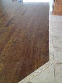 tile flooring next to hardwood tile to wood floor transition tile to hardwood transition image 3843783086 jpg tile
