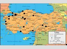 Sultanate of Turkey 1983 Doomsday Alternative History
