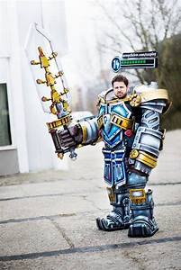 Steel Legion Garen Cosplay - DEMACIAAA by ArmyClicker on ...
