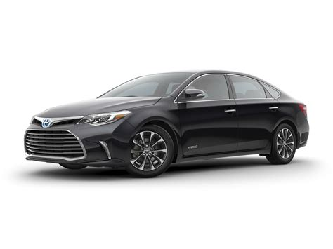 2018 Toyota Avalon Hybrid Price Photos Reviews Features