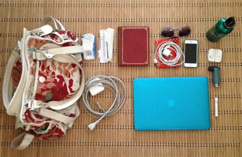 My Travelfu Is Strong The Items I Always Pack In My Kick