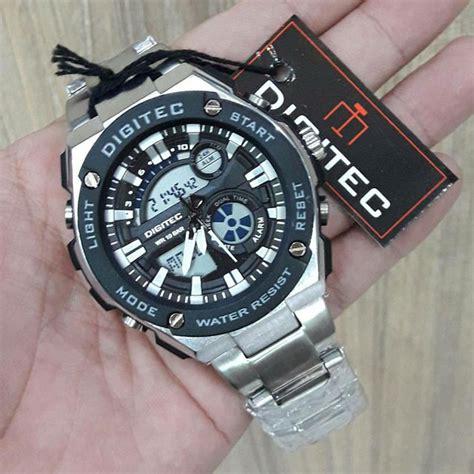 digitec dg3039 8 rekomendasi jam tangan pria untuk travelling